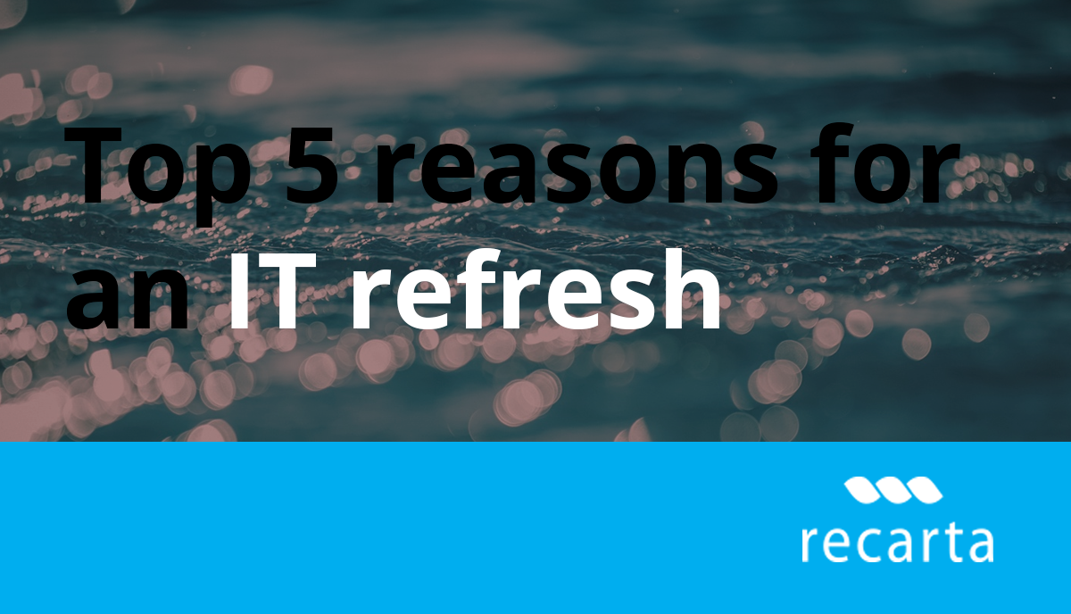 Top 5 Reasons For And It Refresh