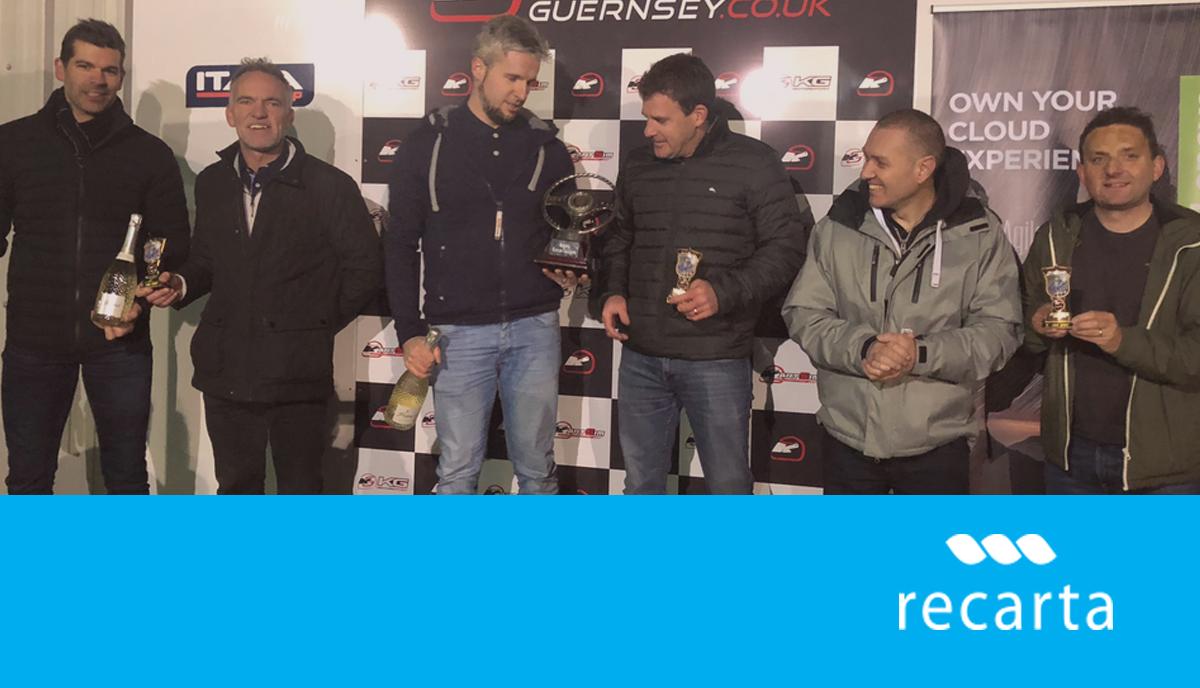 Team Intertrust Wins Recarta Guernsey Karting Challenge