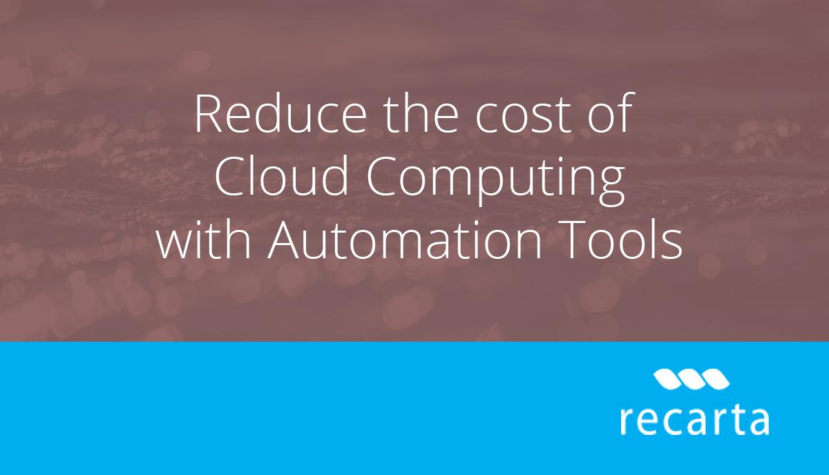 Automation Cloud Computing