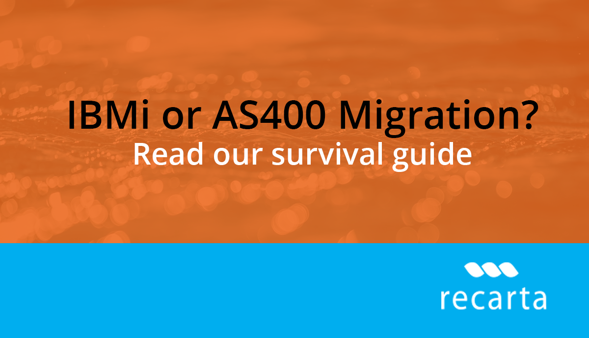 How To Survive Your IBMi/ AS400 Migration Or Upgrade