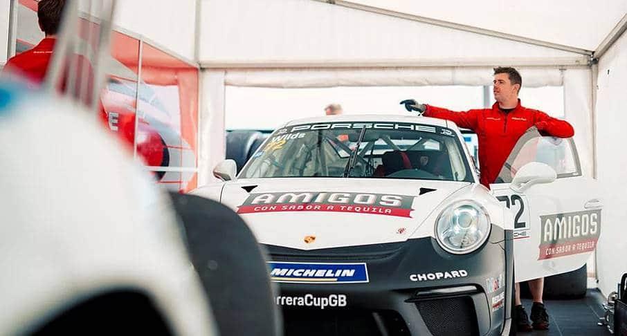 Porsche Day Driving 2